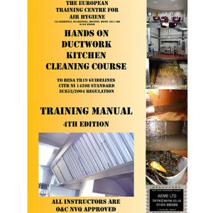 Kitchen Extract cleaning course